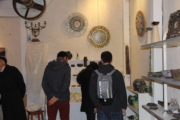 22e Portes ouvertes d'Anvers aux Abbesses, Paris, 17-19 novembre 2017
