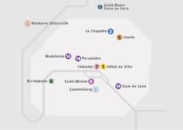 « La RATP invite Yann Arthus-Bertrand ». Une exposition photographique exceptionnelle dans 12 stations et gares à partir du 20 octobre 2017