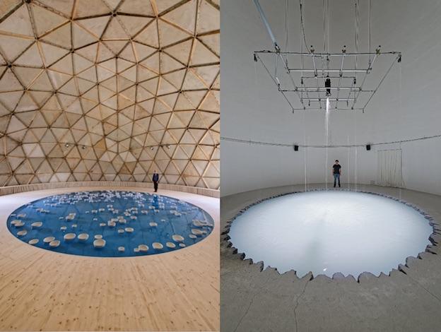 BOURSIER MOUGENOT Céleste, Clinamen v3, 2017, Courtesy de l'artiste, dela Biennale de Lyon 2017 et de la galerie Xippas © Blaise Adilon