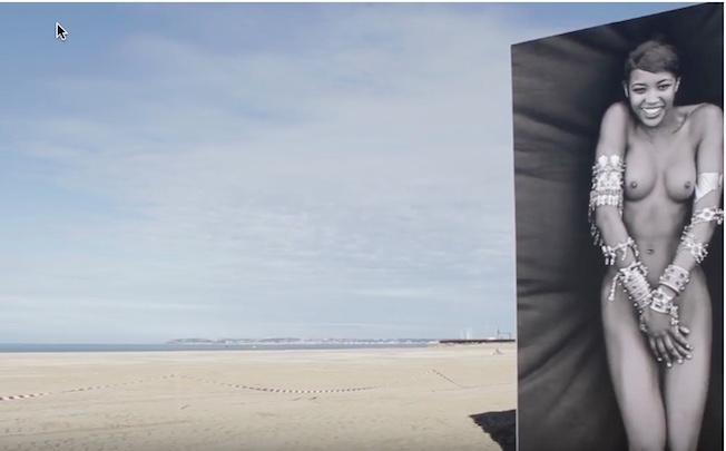 Peter Lindbergh : une exposition monumentale sur la plage de Deauville du 21 octobre au 26 novembre 2017