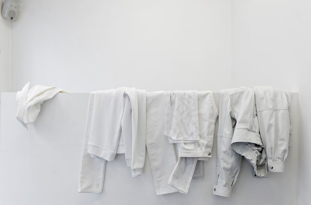 Pierre Paulin, Notes sur l'ambiance, 2015, collection FRAC Île-de-france. © Pierre Paulin. Photo : Aurélien Mole