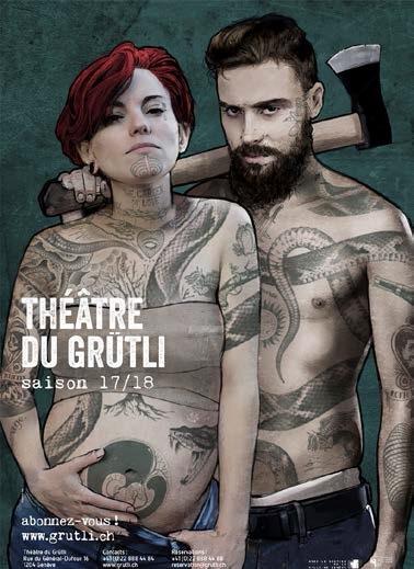 La grande et fabuleuse histoire du commerce, de Joël Pommerat, mise en scène Elidan Arzoni, du 9 au 28 Janvier 2018 au Grütli, Genève