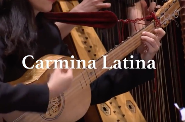 Carmina Latina avec Leonardo Garcia Alarcón le 07/01 à l'opéra de Dijon à 15h