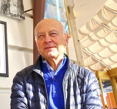 Claude Serrile, peintre, poète et humaniste