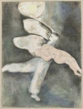 Musée National Marc Chagall, Nice. Marc Chagall, Un monde en apesanteur, du 16 septembre 2017 au 26 février 2018