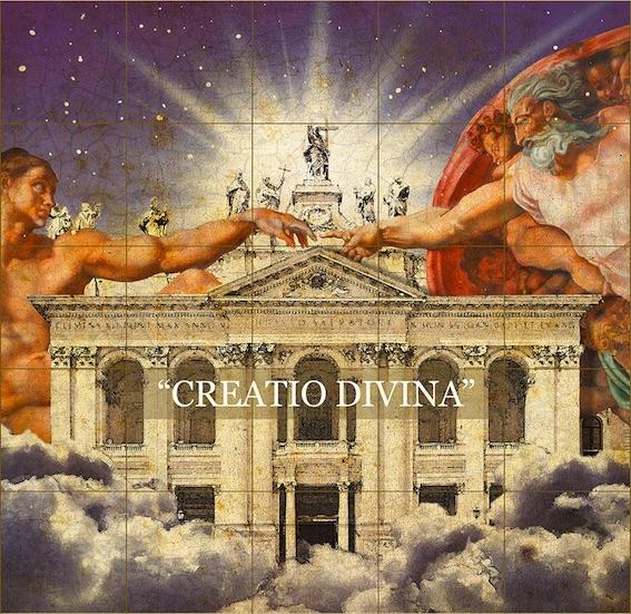 « Creatio divina », par l'ensemble Les Voix Animées à Saint-Didier (84) et Le Thoronet (83) les 16 et 17/12/17
