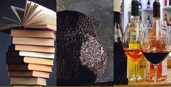 Grignan (Drôme) - Les 2, 3 & 4 février 2018 : Rencontres du Livre, de la Truffe et du Vin