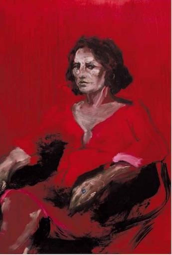 Ronan Barrot, 2010, Elodie Cordou, la disparition, gouache sur papier