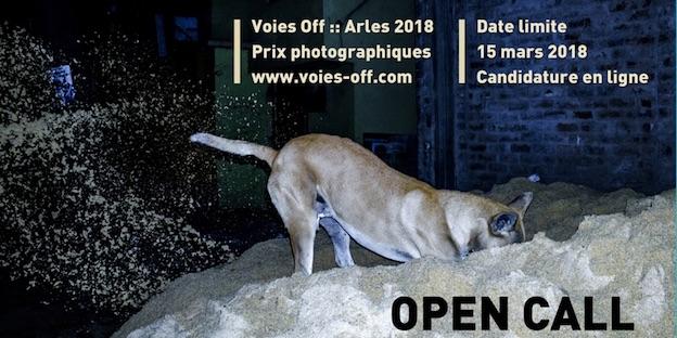 Prix Voies Off 2018 - lancement de l'appel à candidatures