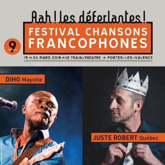 Aah! Les déferlantes...9ème édition ! Concert au Palais Idéal, Hauterives, Drôme, vendredi 23/03 à 20h