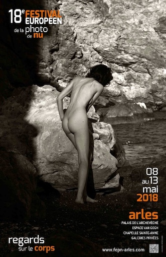 18e Festival Européen de la Photo de Nu à Arles du 8 au 13 mai 2018