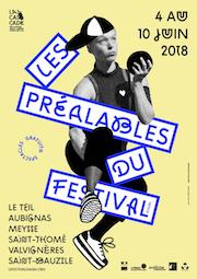 Les Préalables du Festival d'Alba