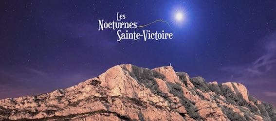 Les Nocturnes Sainte Victoire, un troisième festival placé sous le signe de l'excellence du 1er au 12 juillet 2018