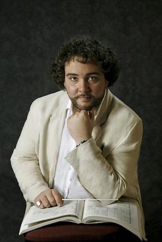 José Miguel Pérez-Sierra © DR