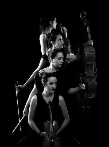 Quatuor Zaïde © DR