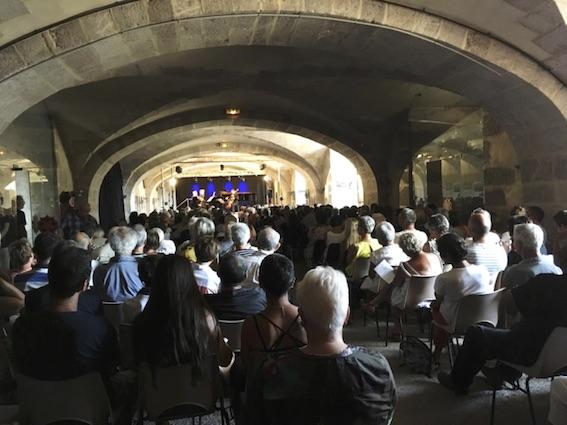 Le Centre des monuments nationaux accueille les Musicales Guil Durance à l'arsenal de Mont-Dauphin jusqu'au 6 août 2018