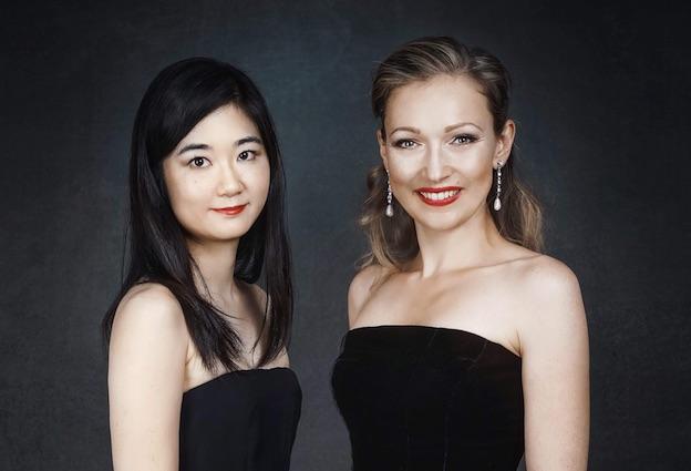 « Mes heroïnes d'opéra » Larissa Rosanoff et Ayako Takahashi