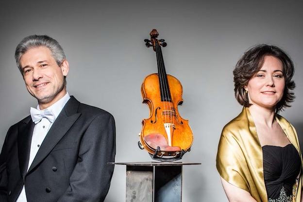 Les directeurs artistiques : le duo Ingolfsson-Stoupel