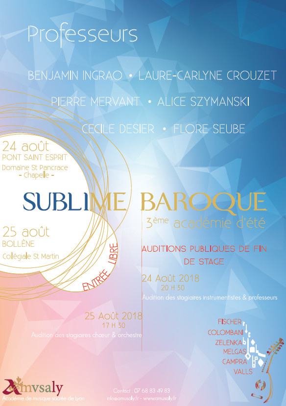 Sublime baroque