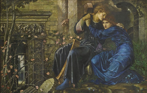 Edward Burne-Jones, The Baleful Head, 1885 Southampton City Art Gallery