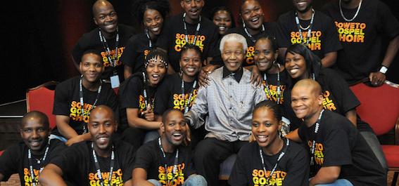 Marseille. 100 ans de Madiba au Théâtre Toursky, Mandela Centenary Celebration, 23 octobre 2018