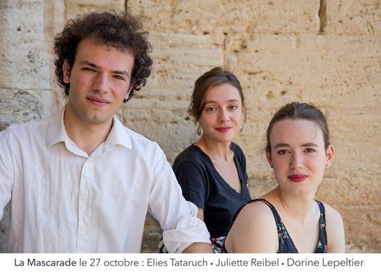 Avignon, Musée Vouland, Che si puo fare ? Que peut-on faire ?  concert baroque le 27 octobre 2018