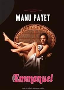 Romans, théâtre des Cordeliers : Manu se met à nu le 17 novembre 2018