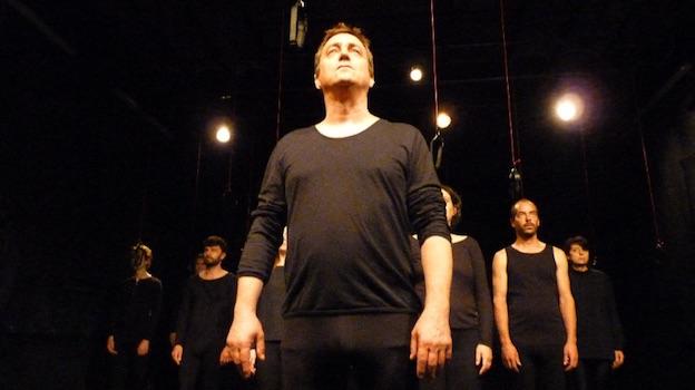 """Marseille, Théâtre des Argonautes : Shakespeare, """"La Traversée"""", spectacle de l'Atelier d'acteurs des Argonautes, du 8 au 11/11/18"""