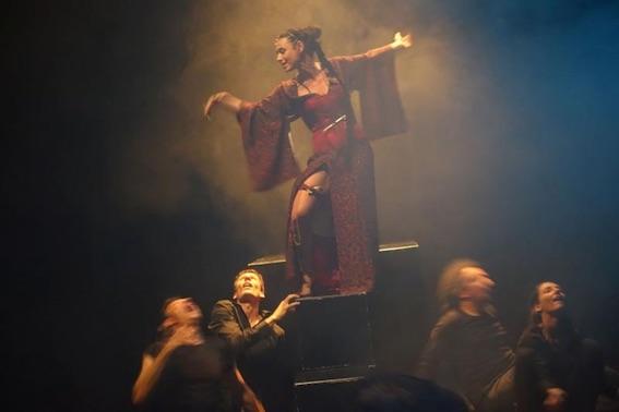 Grenoble, Petit Théâtre du Créarc : Faust, texte et mise en scène de Romano Garnier, du 7 au 16/12/18