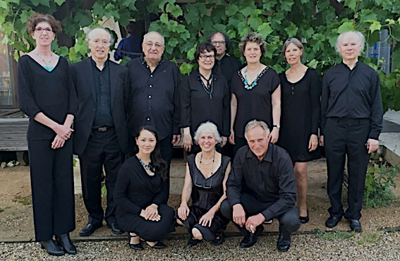 Ensemble Vocal Le Chant des Oyseaux © DR