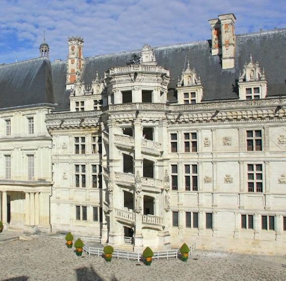 Château de Blois © DR