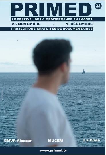 Marseille, PriMed, Le Festival de la Méditerranée en images du 25 novembre au 1er décembre 2018