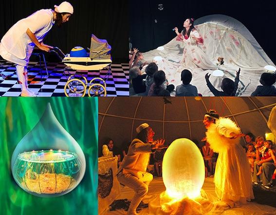 Le Théâtre en Flammes,  Compagnie de Théâtre Musical, dates des spectacles