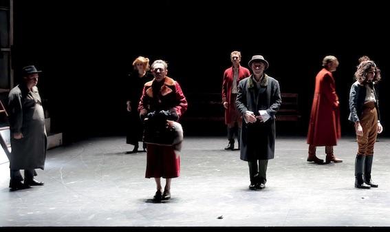 Marseille, théâtre La Criée : La Fuite ! de Mikhaïl Boulgakov, du 29/11 au 31/12