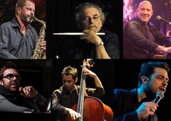 Paris, Le Baiser Salé Jazz Club : André  Ceccarelli, West Side Story, en concert du 9 au 12/1/19