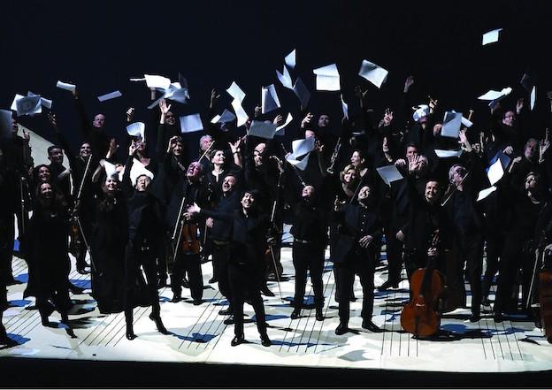 Orchestre philharmonique de Marseille © DR