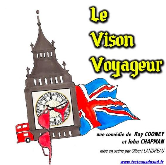 Fos sur Mer, Théâtre : Le Vison Voyageur de Ray Cooney et John Chapman, le 3/3/19
