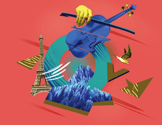 4e édition du premier festival international du violon, Paris, du 21 au 31 mars 2019