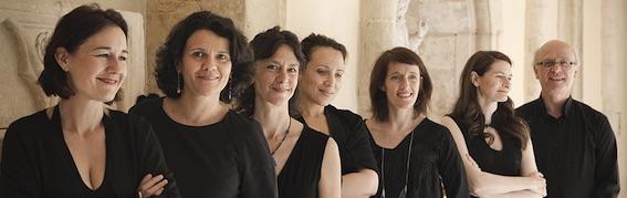 Labeaume en musiques, Quartiers de saison. Les Six Voix Solistes, concerts les 17 et 18 mars à Villeneuve de Berg et Vogüé