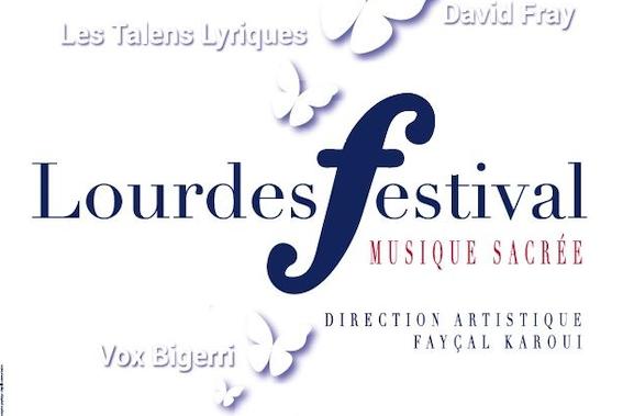 Festival de musique sacrée de Lourdes du 13 au 22 avril 2019