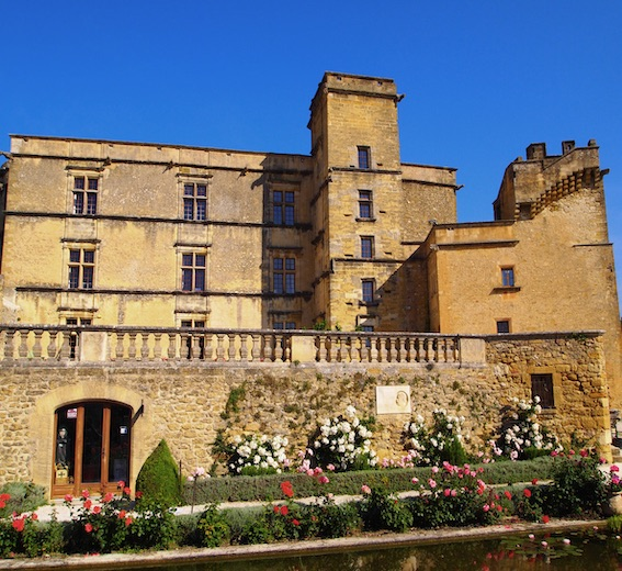 Château de Lourmarin © DR