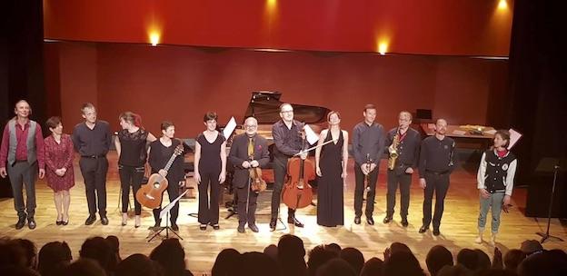 Flamboyant concert aux couleurs de l'Espagne à la Maison des arts de Cabriès