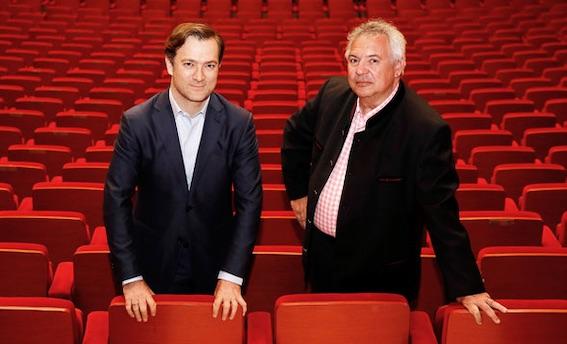 Renaud Capuçon & Dominique Bluzet