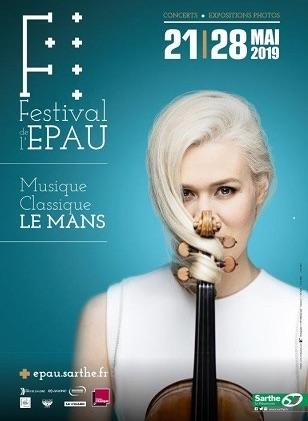 Festival de l'Epau, du 21 au 28 mai 2019, une édition enchantée !