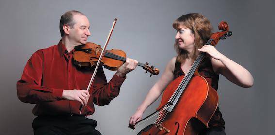 Martin Brunschwig et Christine Mourlevat-Brunschwig © DR