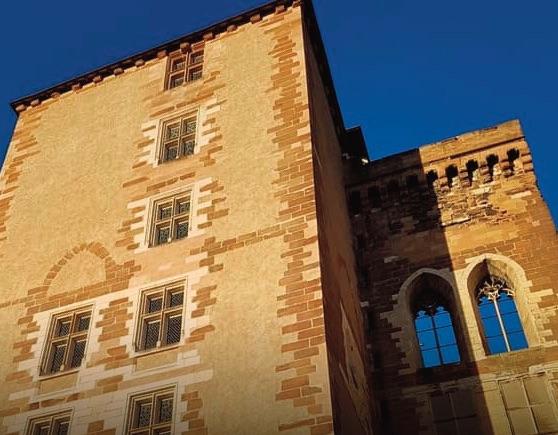 Château des ducs de Bourbon - La Mal Coiffée - Moulins © DR