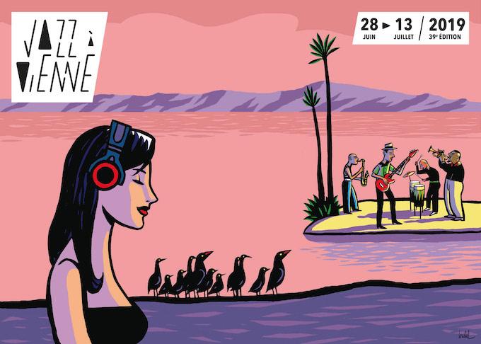 30 avril 19, Journée Internationale du Jazz. 80 événements et 270 artistes rassemblés pour 24 heures de jazz à Lyon, Vienne, Saint-Étienne, Bourgoin-Jallieu, Villefranche-sur-Saône