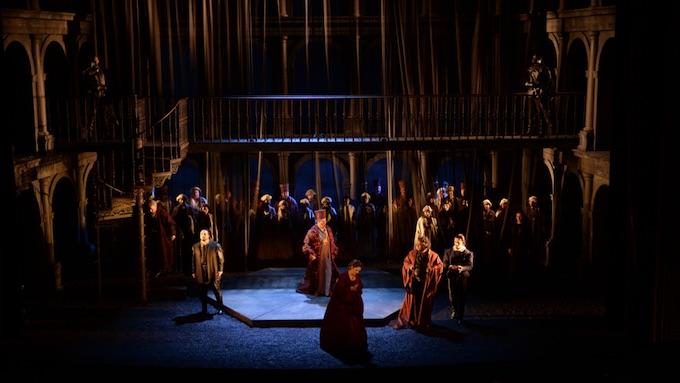 Drame de la jalousie sur le Rocher...  Une mémorable interprétation de l'Otello de Verdi à l'Opéra de Monte-Carlo