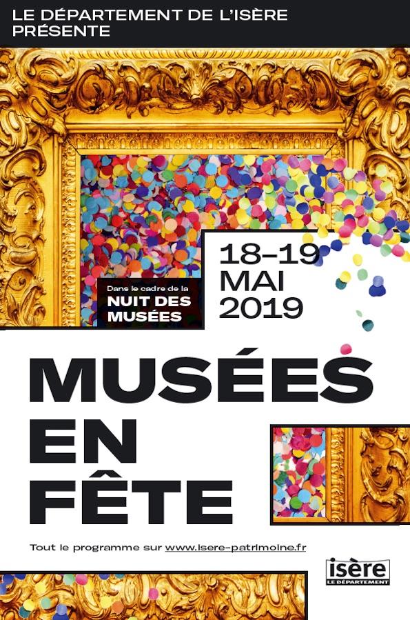 Nuit des musées / Musées en fête samedi 18 et dimanche 19 mai 2019 au Musée de l'Ancien Évêché à Grenoble