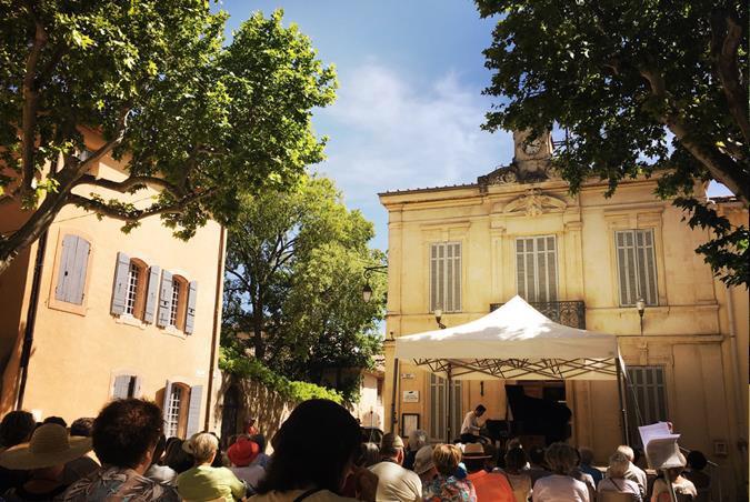 La Roque d'Anthéron, Pianos en fête, 5e édition, le 16 juin 2019